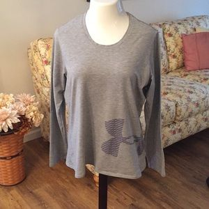 Under Armour Loose fitting T-shirt